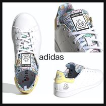 【adidas】新作!大人もOK KEVIN LYONS STAN SMITH SHOES ロゴ