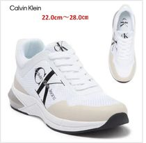 【Calvin Klein Jeans】 Laceup Sneakers