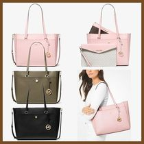 【Michael Kors】Maisie Large Pebbled Leather 3-in-1 Tote Bag