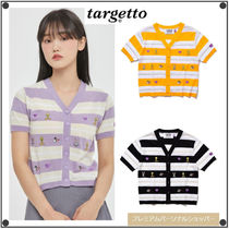 TARGETTO SEOULの[LOONEY TUNES X TGT]STRIPE KNIT CARDIGAN