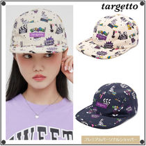 TARGETTO SEOULの[LOONEY TUNES X TGT]PRINTING CAMP CAP 全2色
