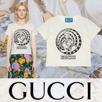 【GUCCI】国内直営即発  Tシャツ 送料込み