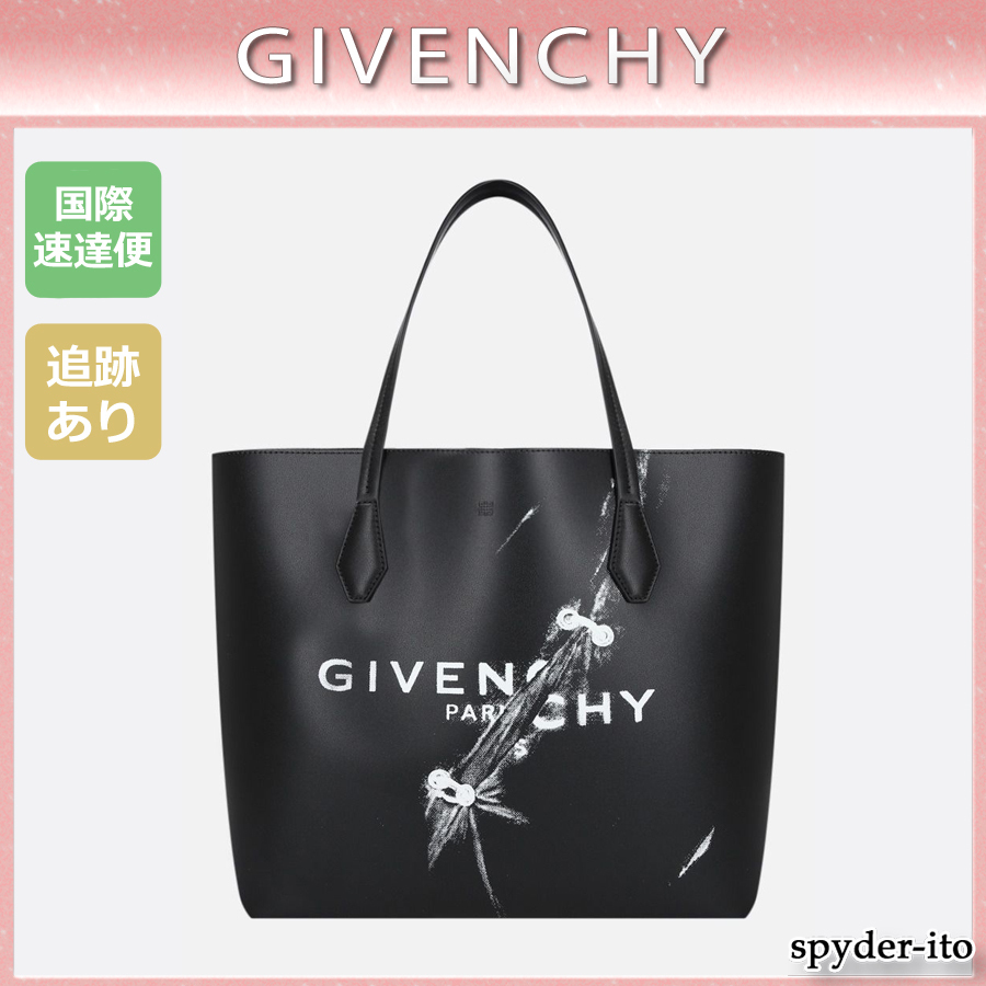 21AW☆送料込【GIVENCHY】Wing ロゴ ジップポーチ付き トート (GIVENCHY/トートバッグ) 69878392