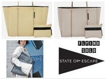 State of Escape Flying Solo ☆ フライングソロ トート