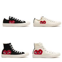 PLAY COMME des GARCONS(プレイコムデギャルソン) スニーカー 【日本版】PLAY COMME des GARCONS Converse All star