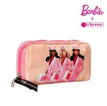 LeSportsac(レスポートサック) メイクポーチ LeSportsac x Barbie★DAY TO NIGHT RECTANGULAR COSMETIC POUCH