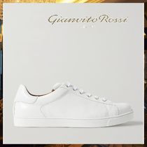 Gianvito Rossi(ジャンヴィト ロッシ) スニーカー 関税込み♦Leather Sneakers