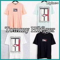 ★Tommy Hilfiger★One Planet Tシャツ ロゴ カジュアル