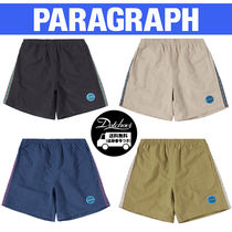 PARAGRAPH TAPING BLUE PATCH SHORTS NE3674