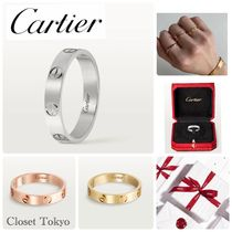 Cartier(カルティエ) 指輪・リング すぐお届け◆国内発送《CARTIER》LOVE ラブリング