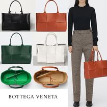 BV【入手困難】洗練された大人のTOTE★ARCO TOTE BAG M size全色