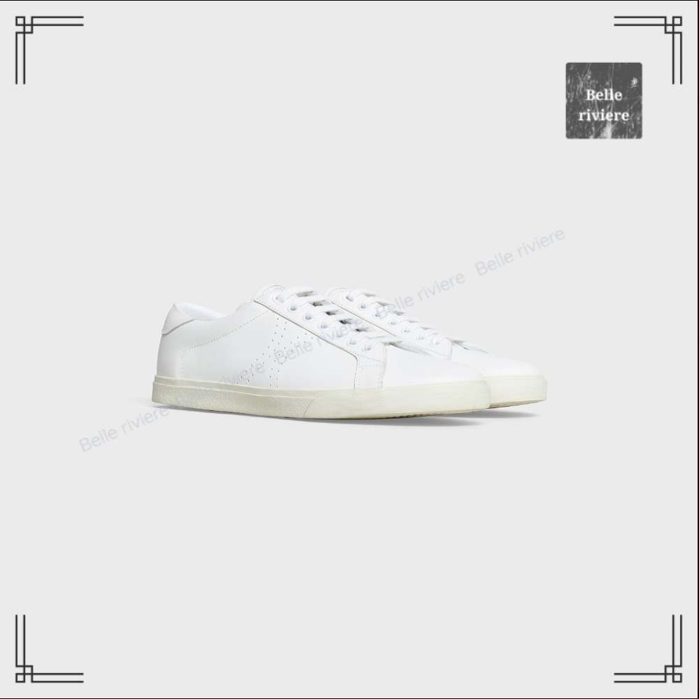 CELINE 21AW new /  Triomphe LOW LACE UP SNEAKER (CELINE/靴・ブーツ・サンダルその他) 69979029