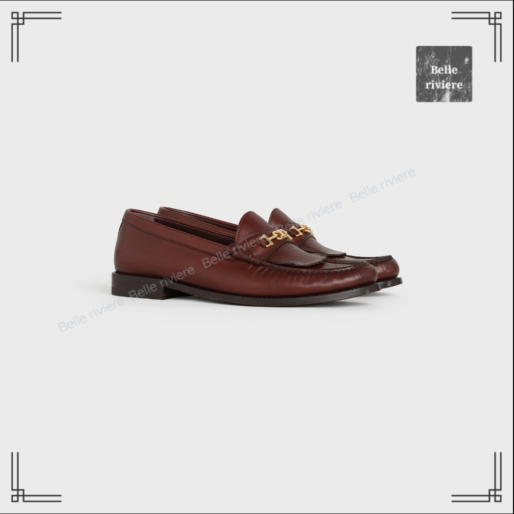 CELINE  21AW new / Luco Triomphe Loafer in Calfskin (CELINE/靴・ブーツ・サンダルその他) 69979152