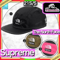 21SS /Supreme TNF Summit Series Outer Tape Seam Camp Cap