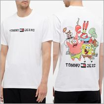 *Tommy Jeans*スポンジボブ コラボ Tシャツ