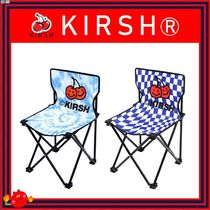 [KIRSH] DOODLE CHERRY CAMPING CHAIR ◆追跡付