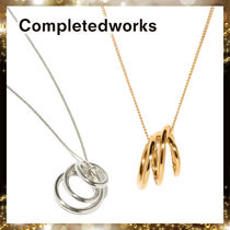 Completedworks(コンプリーテッドワークス) ネックレス・チョーカー 【Completedworks】スターリングシルバー ネックレス