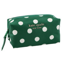 KATE SPADE コスメポーチ 化粧ポーチ EVERYTHING PUFFY