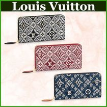 LOUIS VUITTON♠ギフトにも!SINCE1854ジッピーウォレット