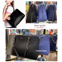 【kate spade】最終SALE!A4/ラップトップ収納*トートバッグ