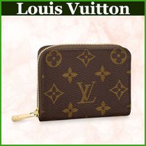 LOUIS VUITTON♠上質なレザーを使用!ジッピーコインパース