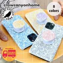 CROW CANYON HOME(クロウキャニオンホーム) スマホケース・テックアクセサリーその他 CROW CANYON HOME MARBLE SMART TOK BBH1726