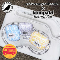 CROW CANYON HOME(クロウキャニオンホーム) スマホケース・テックアクセサリーその他 CROW CANYON KOMPAKT AIR PODS/AIR PODS PRO CASE BBH1727