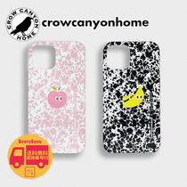 CROW CANYON HOME(クロウキャニオンホーム) iPhone・スマホケース CROW CANYON HOME DORE DORE IPHONE CASE BBH1728