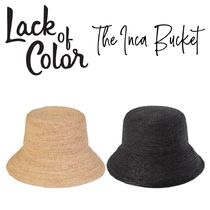 lack of color(ラックオブカラー) ハット 【Lack of Color】The Inca Bucket ザ インカ バケット ハット