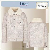 21aw新作*Dior ジャケット ブラッシュピンク 大人もOK 10A〜12A+