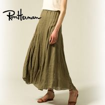 【Ron Herman/CP SHADES】Lily Linen Skirt-4color
