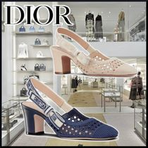 【DIOR】21SS CD & MOI SLINGBACK PUMPS 2colors パンプス
