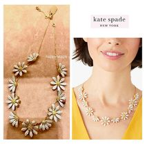 【kate spade】dazzling daisy statement necklace*
