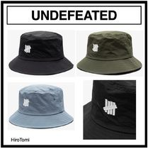 UNDEFEATED(アンディフィーテッド) ハット UNDEFEATED◆アンディフィーテッド NYLON ICON BUCKET HAT