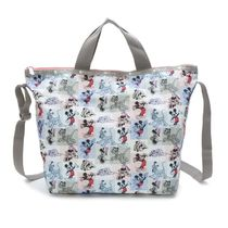LeSportsac トートバッグ 4360 G786 MICKEY PATCHWORK