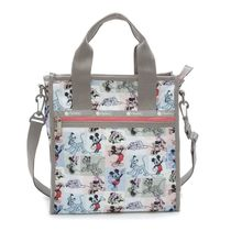 LeSportsac トートバッグ 3538 G786 MICKEY PATCHWORK