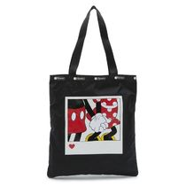 LeSportsac トートバッグ 2339 G793 MICKEY AND MINNIE