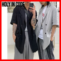 HOLY IN CODE(ホーリーインコード)★ DADDY HALF JACKET