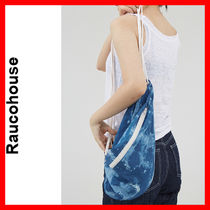 Raucohouse(ラウコハウス)★ Watery Pattern Easy Backpack