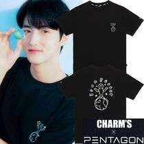 Charm's(チャームス) Tシャツ・カットソー ★CHARM'S★[CHARMS X PENTAGON YEOONE] EVEN BETTER T-SHIRTS