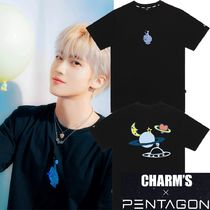 Charm's(チャームス) Tシャツ・カットソー CHARM'S★[CHARMS X PENTAGON YANAN]THE LITTLE PRINCE T-SHIRTS