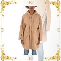 ☆SALE☆Drawstring Unlined Trench