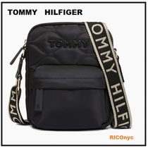 Tommy Hilfiger(トミーヒルフィガー) ショルダーバッグ・ポシェット NEW ! NY 発送 ! TOMMY HILFIGER   RECYCLED QUILTED CROSSBODY
