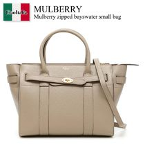 Mulberry(マルベリー) ハンドバッグ Mulberry zipped bayswater small bag