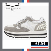 VOILE BLANCHE(ボイルブランシェ) スニーカー SS21新作★VOILE BLANCHE★MARAN S SUEDE AND TECHNICAL FABRIC