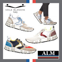 VOILE BLANCHE(ボイルブランシェ) スニーカー SS21新作★VOILE BLANCHE★CLUB 12 SNEAKER IN TECHNICAL FABRIC