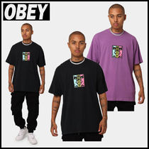 【OBEY】Divided Heavyweight T-Shirt 2色