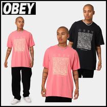 【OBEY】 Creative Dissent Tee 2色
