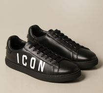 【DSQUARED2】SNEAKERS NEW TENNIS / SNM0005 BLACKW