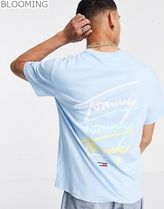 Tommy Jeans★リピート スクリプト バックプリント Tシャツ